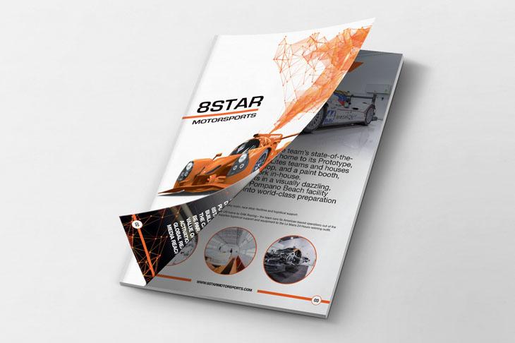 BAM Motorsports Corporate Brochure